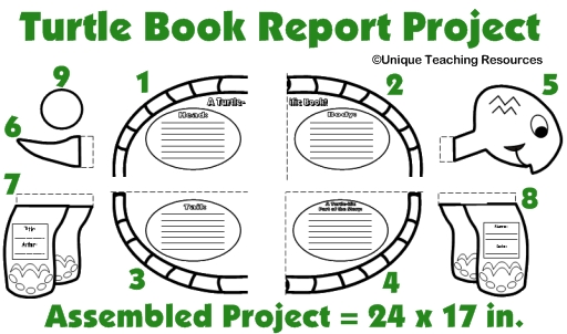 School Book Report Template Book Report Template Summer Book Report