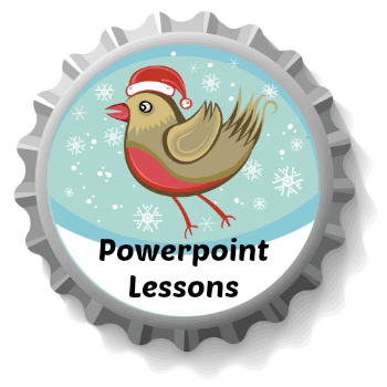 Winter Powerpoint Lessons