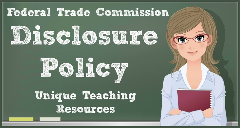 FTC Disclosure Policy