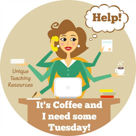 Funny Quote:  It's coffee and I need some Tuesday.