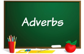 Fun powerpoint lessons that review adverbs.