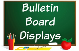 Grammar Bulletin Board Displays