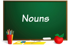 Fun Valentine's Day powerpoint lesson that reviews nouns.