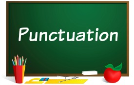 Click here to view punctuation powerpoints lessons.