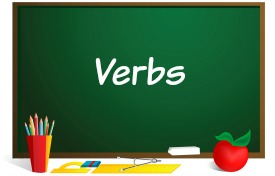 Verbs Powerpoint Lessons