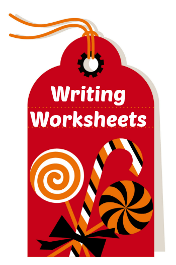 Halloween printable worksheets