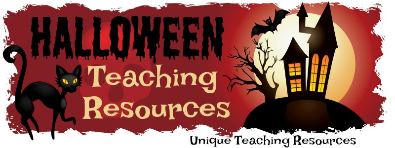 Fun Halloween Teaching Resources, Activities, Projects and Lesson Plans