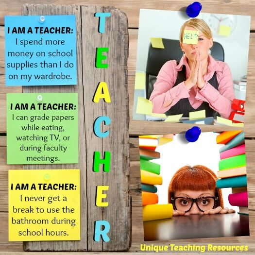 I am a teacher funny sayings and quote