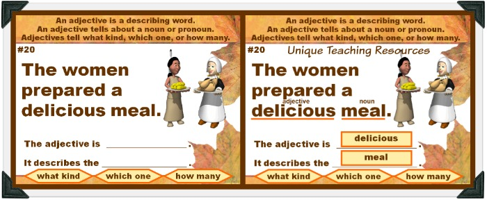 Adjectives Lesson Plans Fun Activities To Review Adjectives With