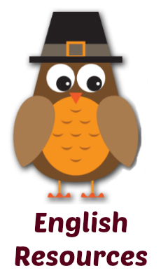 Thanksgiving English Teaching Resources