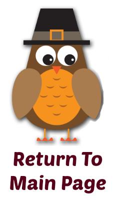 Thanksgiving Teaching Resources