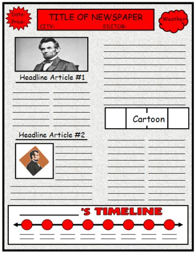 Biography Timeline Template. Image Titled Write A Biography Step 6