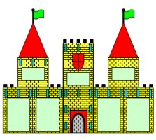 Castle Book Report Templates