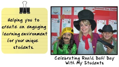 Fun Roald Dahl Day With Elementary School Students