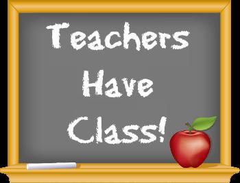 Teachers Have Class Newsletter