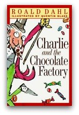 Charlie and the Chocolate Factory Book Cover and Creative Book Report Projects