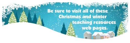 Christmas and Winter Lesson Plans for Elementary School Teachers