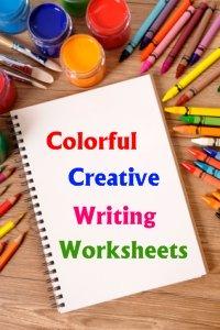 Back To School Creative Writing Printable Worksheets