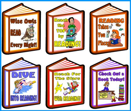 Reading Bulletin Board Display Ideas