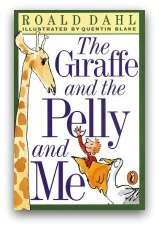 The Giraffe and the Pelly and Me Book Cover and Creative Book Report Projects