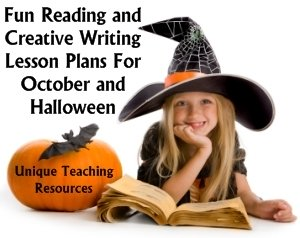 Lesson Plan Ideas and Examples for Halloween and October