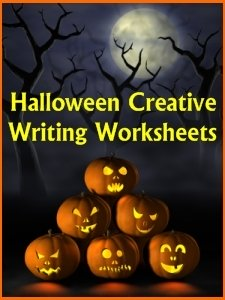 Halloween Worksheets For Fun Creative Writing Lesson Plans