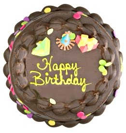 Happy Birthday Chocolate Cake Projects For Kids