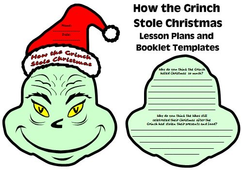 Click here to go to Dr Seuss Lesson Plans page.