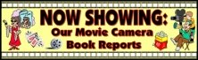 Movie Camera Bulletin Board Display Banner