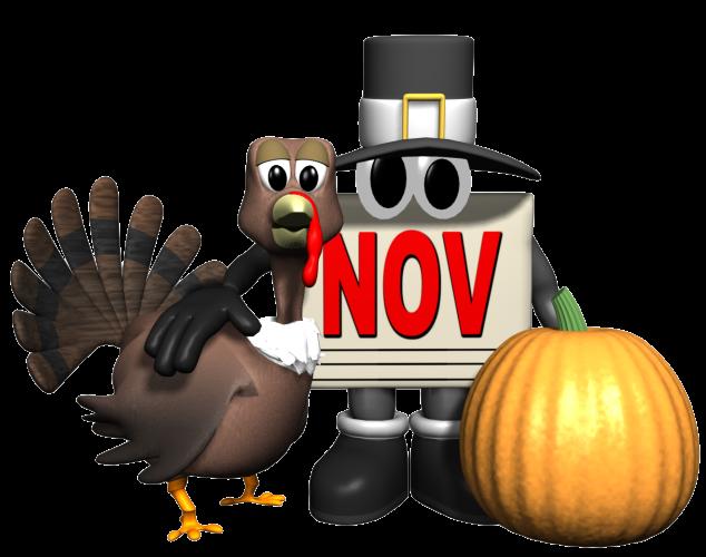 November Creative Writing Prompts