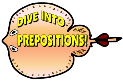 Prepositions Lesson Plans and Templates for Teaching the Parts of Speech