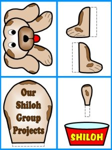 Phyllis Reynolds Naylor Shiloh Bulletin Board Display Ideas