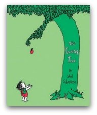 The Giving Tree Book Cover and Creative Book Report Projects