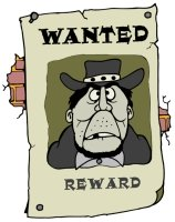 Wanted Poster Elementary School Lesson Plans for Teachers