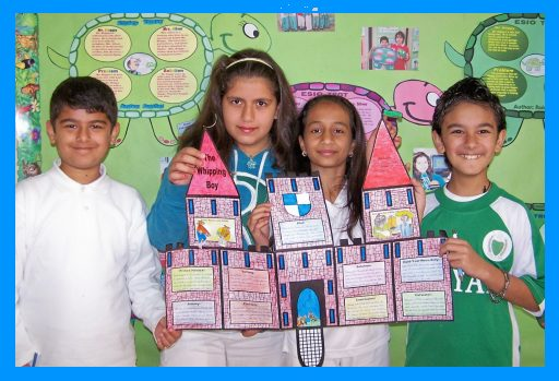 Medieval Middle Ages Castle Book Report Projects and Templates
