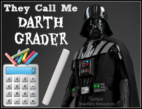 Star Wars Darth Vader Teacher Meme