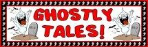 Free Halloween Ghostly Tales Bulletin Board Display Banner