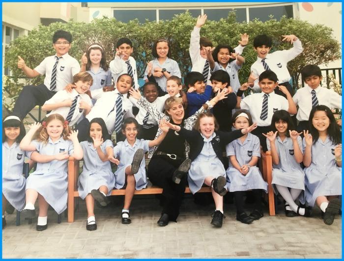 Heidi McDonald - British School of Bahrain