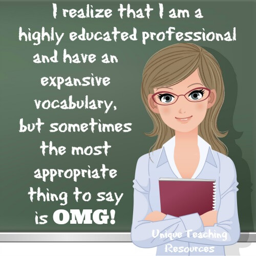 OMG Professional Teacher