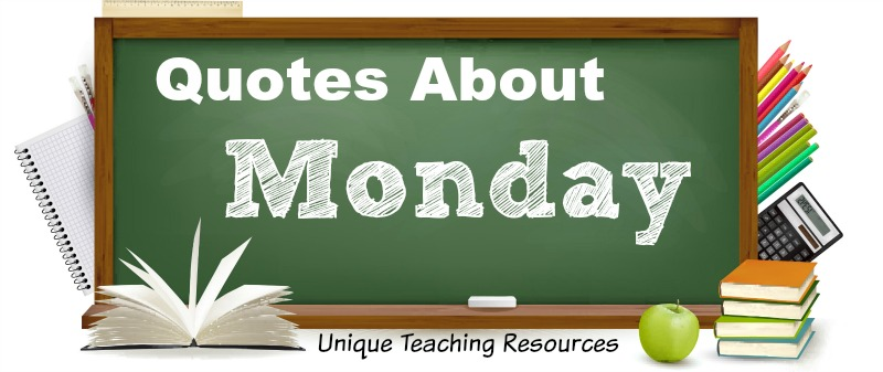 Funny Sayings, Graphics, and Quotes About Monday