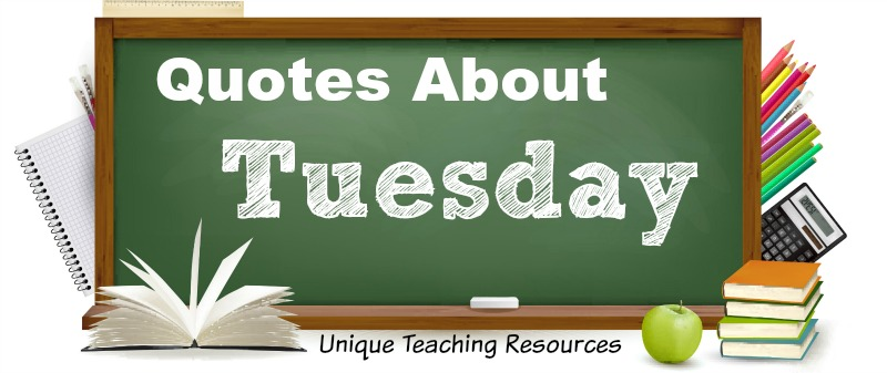 Funny Sayings, Graphics, and Quotes About Tuesday