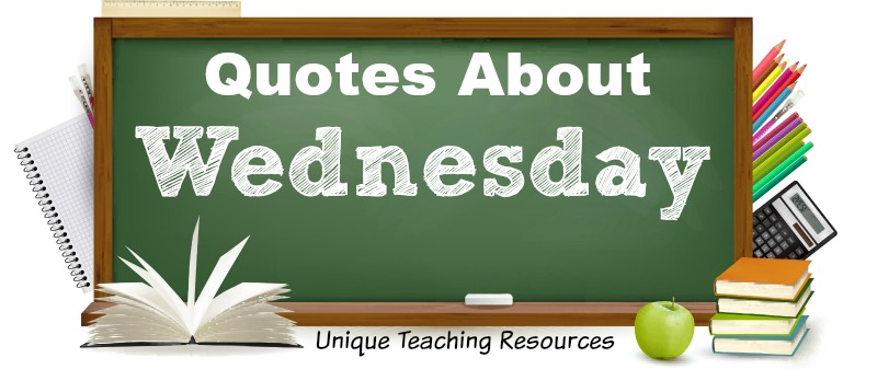 Funny Sayings, Graphics, and Quotes About Wednesday
